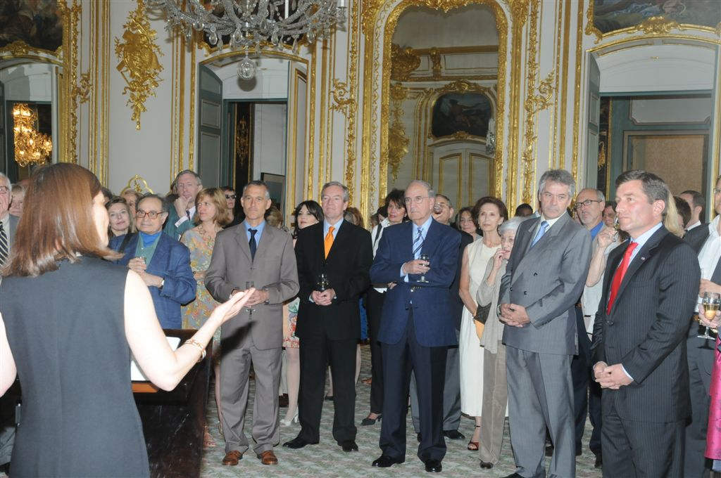 The gala 2010 was one of the best ever, with 90 members celebrating